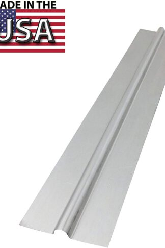 "4 Ft - 1/2"" PEX Aluminum Heat Transfer Plates, (100/box) for Radiant Heating (HP-4) by PEX GUY"