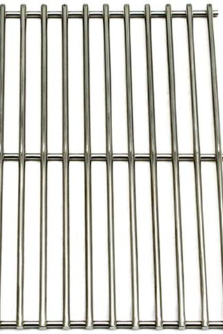 Direct Store Parts DS103 Solid Stainless Steel Cooking grids Replacement Uniflame GBC1030W, GBC1030WRS, GBC1030WRS-C, GBC1134W, GBC1134WRS Backyard Gas Grill