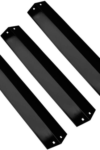 Grill Parts for Char Griller Gas Grill Models 3001, 3008, 3030, 4000, 5050, 5252, 5650 Heat Plate Bars BBQ Replacement Parts Porcelain Steel Heat Shield Deflector 95051