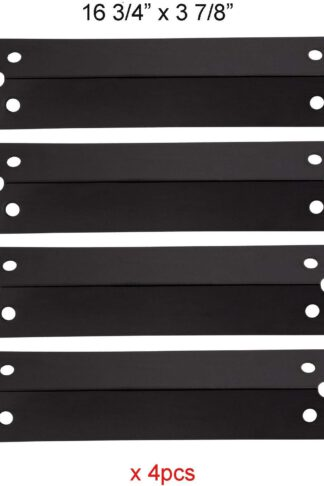 PH7311 (4-pack) Porcelain Steel Heat Plate for Charmglow, Brinkmann Models Grills