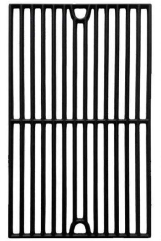 Cast Iron Replacement Cooking Grids for Brinkmann 810-9325-0, 810-9419-0, 810-9500-0, 810-9520-S, PRO Series and Grill King 810-9325-0 Gas Grill Models, Set of 3