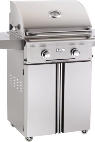 AOG American Outdoor Grill 24NCL-00SP L-Series 24 inch Natural Gas Grill On Cart