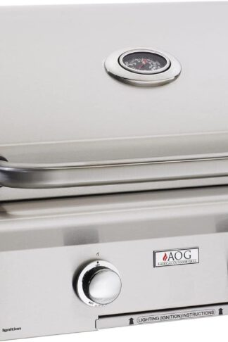 AOG American Outdoor Grill 24PBL-00SP L-Series 24 inch Built-in Propane Gas Grill