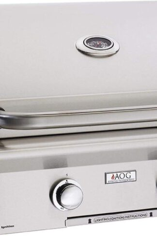 AOG American Outdoor Grill 24PBL L-Series 24 inch Built-in Propane Gas Grill Rotisserie