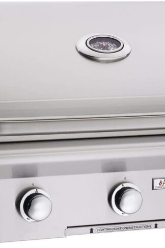 AOG American Outdoor Grill L-Series 30-Inch 3-Burner Built-in Propane Gas Grill - 30PBL-00SP
