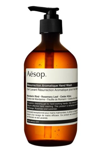 Aesop Resurrection Aromatique Hand Wash, 16.9 Ounce