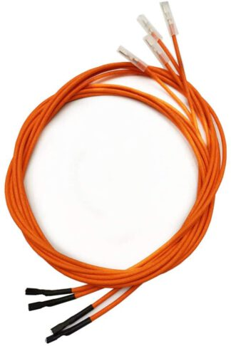 "BBQ Future 4 Pack Universal 48"" Igniter Wire for Gas Grill Models by BBQ Grillware, Brinkmann and Others"