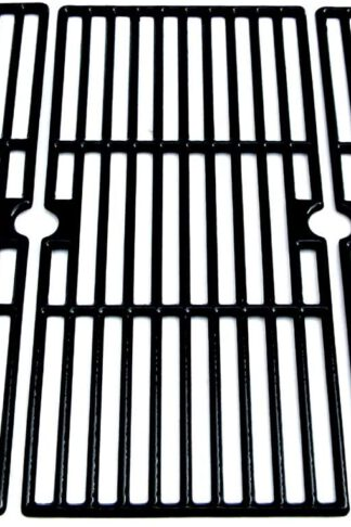 Direct store Parts DC115 Polished Porcelain Coated Cast Iron Cooking Grid Replacement Charbroil, Kenmore, Centro, Broil King, Costco Kirkland, K Mart, Master Chef Gas Grill