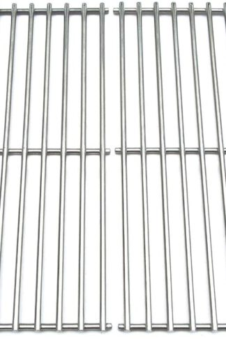 Direct store Parts DS110 Solid Stainless Steel Cooking grids Replacement Grill Master, Brinkmann, Uniflame Grill (Stainless Steel)