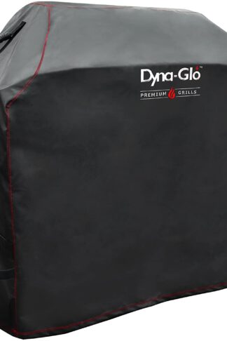 Dyna Glo DG500C Premium Grill Cover, Black, Large