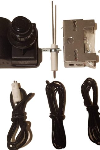 Electronic Ignitor kit for Gas BBQ Grills from Coleman, Kenmore, Charbroil and Other Manufacturers