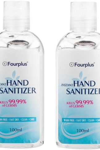 Instant Hand Sanitizer Travel Size 100ML, Effective 99.99% Skin Cleansing, Lovor Disposable Refreshing Washless Hand Soap Gel, Light Moisturizing, Non-irritating, Quick Drying, No Water Required by Lovor Womens