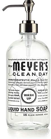 MRS. MEYER'S 16 oz Liquid Hand Soap Refill Bottle