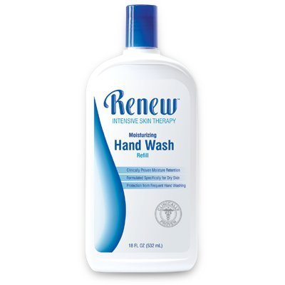 Melaleuca Renew Intensive Skin Therapy Hand Wash Refill 18oz (Refill Bottle Only)