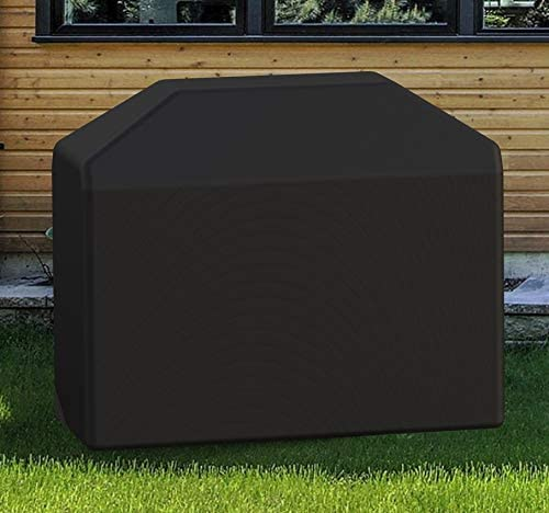 OUTDOOR DOIT Gas Grill Cover 68 Inch, XL BBQ Cover, Heavy Duty Waterproof UV Protected Crack Resistant, Light Weight Easy Folding for Outdoor Barbeque Grill Cover Most Brands Grill, Weber, Kenmore