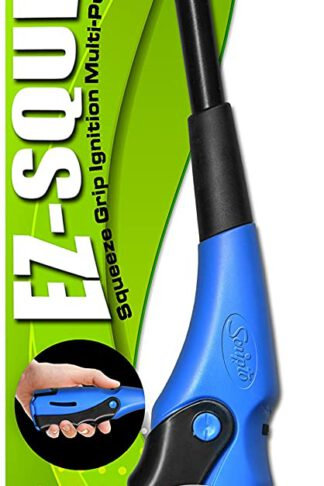 Scripto EZ-Squeeze Utility Lighter, One Size