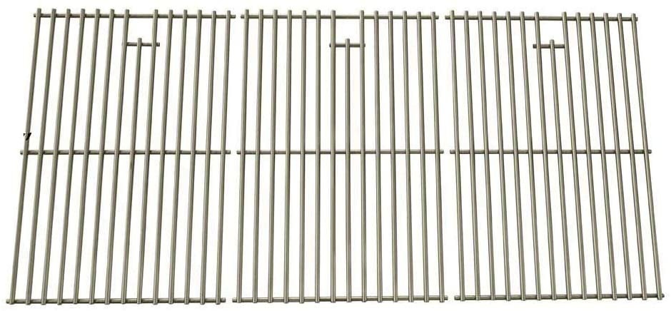 Stainless Steel Cooking Grid for Uniflame GBC1069WB-C Gas Grill Models, Set of 3