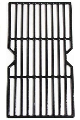 Votenli C6876C (3-Pack) Cast Iron Cooking Grid Grates for Charbroil 463420509, 463460708, 463460710, 463461613, 463461614, 466420909, 463420508, 466420911, 463440109B, Master Chef 85-3065-6 Gas Grill