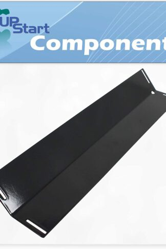BBQ Grill Heat Shield Plate Tent Replacement Parts for Master Forge GGP-2601 - Compatible Barbeque Porcelain Steel Flame Tamer, Guard, Deflector, Flavorizer Bar, Vaporizer Bar, Burner Cover 16 1/2""