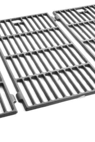 Cast Grates for Master Forge GCP-2601, 720-0745, 720-0745A, 3019L, 3019LNG, STRD5RS Gas Grill Models, Set of 3