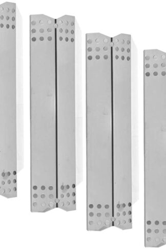 Grill Heat Plates for Select BHG 720-0783H, 720-0882, 720-0882R, 720-0830A & Duro 780-0390 Gas Models, 4-Pack