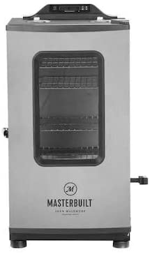 Masterbuilt Stainless Steel Electric Vertical Smoker