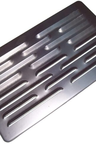Music City Metals 91721 Steel Heat Plate Replacement for Select Grand Cafe and Sams Gas Grill Models