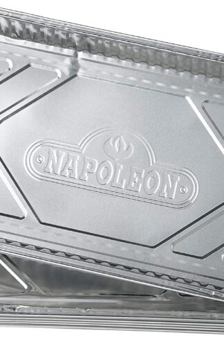 Napoleon 62008 Drip Tray, Large, 5-Pack