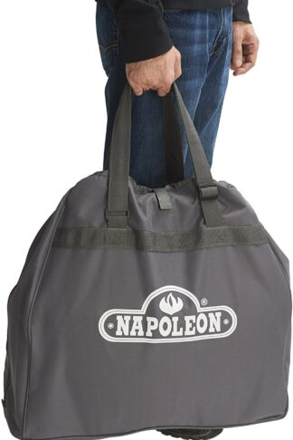 Napoleon 68285 Travel Bag Portable Grill Accessory, Grey