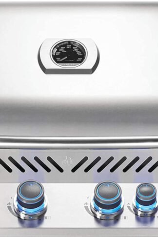 Napoleon BIP500RBPSS-3 Built-in Prestige 500 RB Gas Grill Head, Stainless Steel