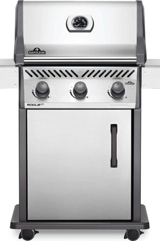 Napoleon RXT425PSS-1 Rogue XT 425 Propane Gas Grill, sq. in, Stainless Steel