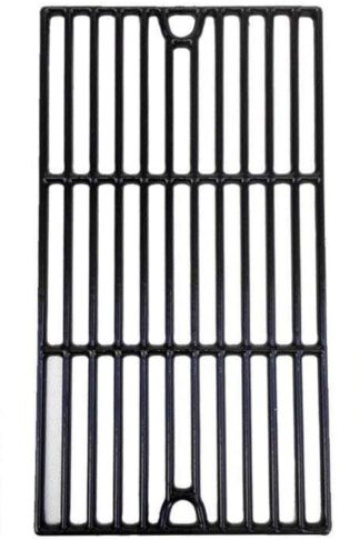 Porcelain Cast Iron Cooking Grids for Charbroil 463420507, 463420508, 463420509, 463440109, 466420911 and Kenmore 463420507, 461442513 Gas Grill Models, Set of 3