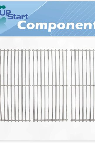 UpStart Components BBQ Grill Cooking Grates Replacement Parts for Brinkmann 810-1420-1 - Compatible Set of 3 Barbeque Grid