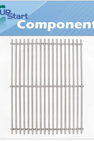 UpStart Components BBQ Grill Cooking Grates Replacement Parts for Brinkmann 810-4415-T - Compatible Barbeque Stainless Steel Grid 17""