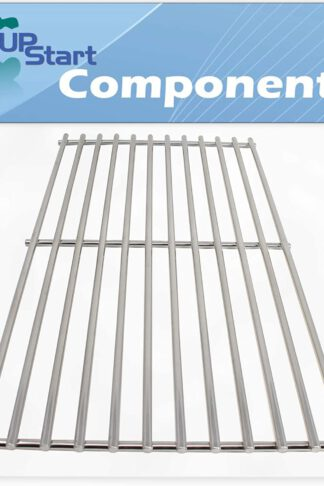 UpStart Components BBQ Grill Cooking Grates Replacement Parts for Brinkmann 810-4580-S - Compatible Barbeque Grid 18 3/4""