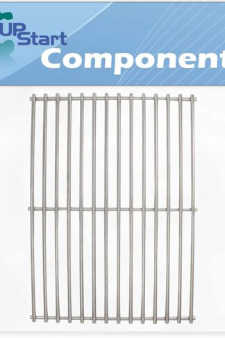 UpStart Components BBQ Grill Cooking Grates Replacement Parts for Charbroil 415.16537900 - Compatible Barbeque Grid 16 5/8""