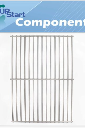 UpStart Components BBQ Grill Cooking Grates Replacement Parts for Charbroil 463270611 - Compatible Barbeque Grid 18 1/4""