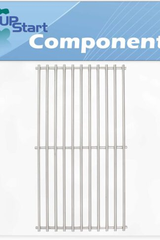 UpStart Components BBQ Grill Cooking Grates Replacement Parts for Charbroil 463420511 - Compatible Barbeque Stainless Steel Grid 16 7/8""