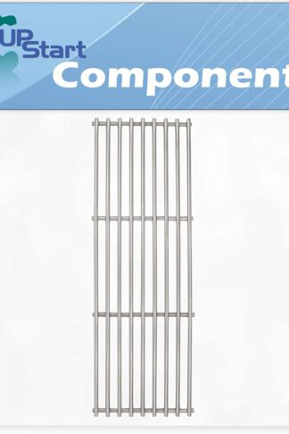 UpStart Components BBQ Grill Cooking Grates Replacement Parts for King Griller 3008 - Compatible Barbeque Stainless Steel Grid 19 3/4""