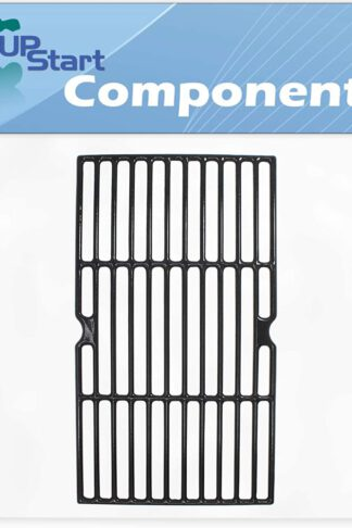 UpStart Components BBQ Grill Cooking Grates Replacement Parts for Kirkland Centro 2000 - Compatible Barbeque Cast Iron Grid 16 3/4""