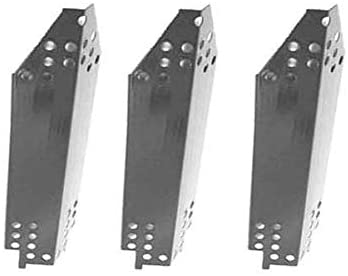 bbqGrillParts Grill Heat Plate for Select Kenmore 415.16128010, 415.16151110, 415.90111110 & Charbroil Gas Models - 3Pack