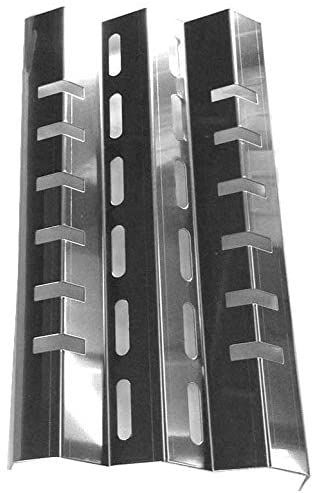 "bbqGrillParts Grill Heat Plate for Select Member's Mark, Broil King Broil King 422-32, 422-33, 422-34, 422-62, 422-63, 422-64, 536-02, 536-03, 536-03GBC & Sterling (16 9/16"" x 9"") Gas Models"