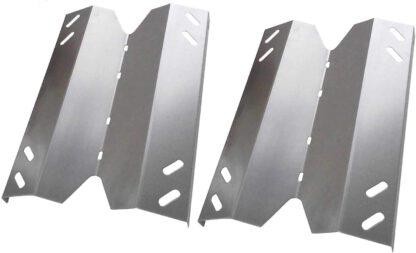 bbqGrillParts Heat Shield for Members Mark B10PG20-2C, B10PG20-2R, GR2001402-MM-00, GR3055-014571, SAMS B10PG20-2C Grill Models- 2Pack