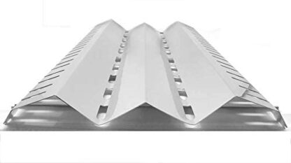 bbqGrillParts Replacement Stainless Heat Plate for Broil King 945584, 945587, 94624, 94627, 94644, 94647, 94924 Gas Models