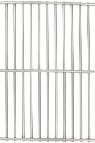 UpStart Components BBQ Grill Cooking Grates Replacement Parts for Weber Genesis Silver A - Compatible Barbeque Stainless Steel Grid 15""