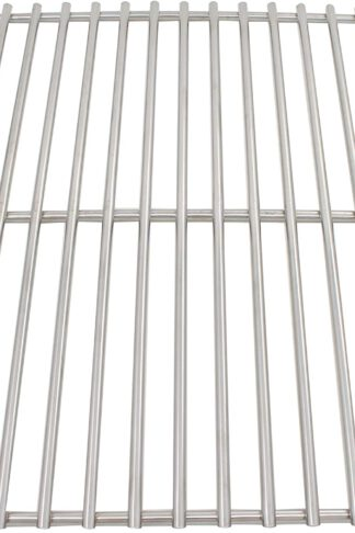 UpStart Components BBQ Grill Cooking Grates Replacement Parts for Weber Genesis Silver A LP SWE Premium (2004) - Compatible Barbeque Stainless Steel Grid 15""