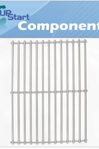 UpStart Components BBQ Grill Cooking Grates Replacement Parts for Weber Genesis Silver A NG SWE MICA Colors (2002-2003) - Compatible Barbeque Stainless Steel Grid 15""