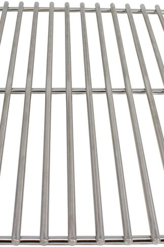 UpStart Components BBQ Grill Cooking Grates Replacement Parts for Kenmore 126.1614221 - Compatible Barbeque Grid 16 5/8""