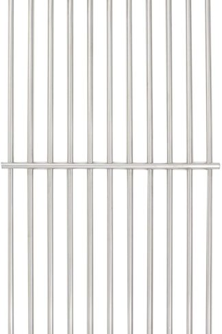 UpStart Components BBQ Grill Cooking Grates Replacement Parts for Kenmore 463420507 - Compatible Barbeque Stainless Steel Grid 16 7/8""