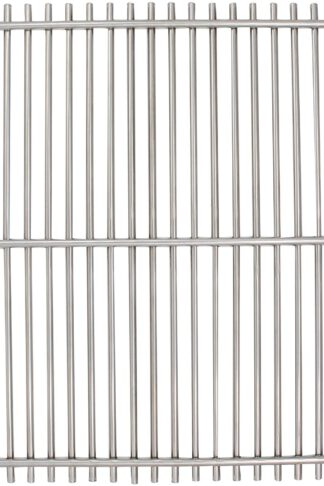 UpStart Components BBQ Grill Cooking Grates Replacement Parts for Kenmore 720-0549 - Compatible Barbeque Stainless Steel Grid 17""